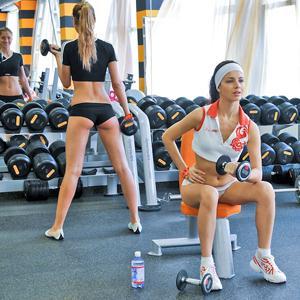 Фитнес-клубы Сосьвы