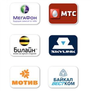 Операторы сотовой связи Сосьвы