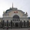 Железнодорожные вокзалы в Сосьве