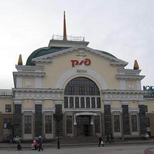Железнодорожные вокзалы Сосьвы
